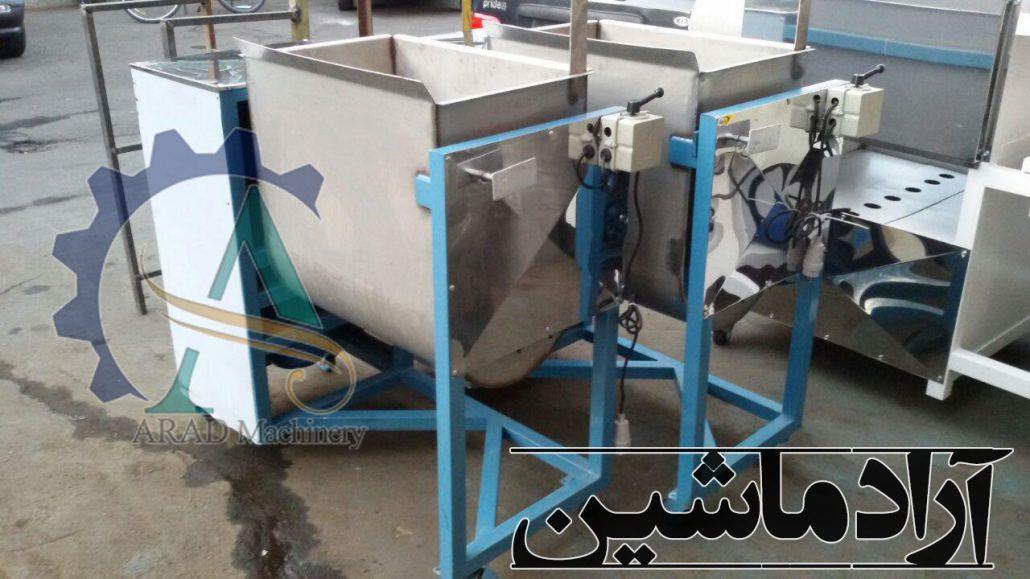 دستگاه شورکن خشکبار