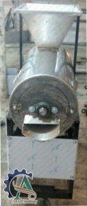 دستگاه آبگیری