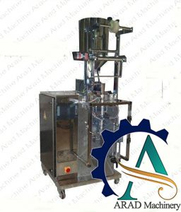 دستگاه بسته بندی ساشه مناسب برای مایعات غلیظ و رقیق